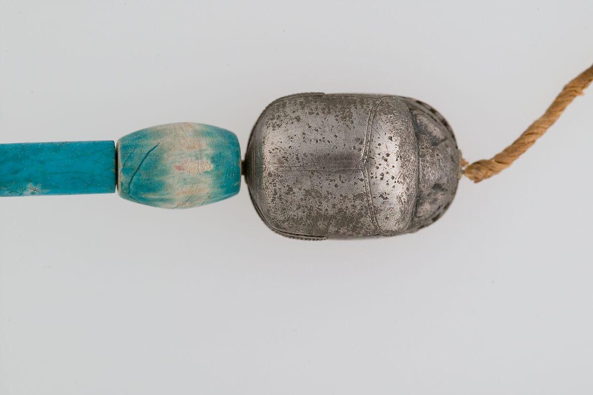 Scarab Bracelet of Wah | Middle Kingdom | The Met
