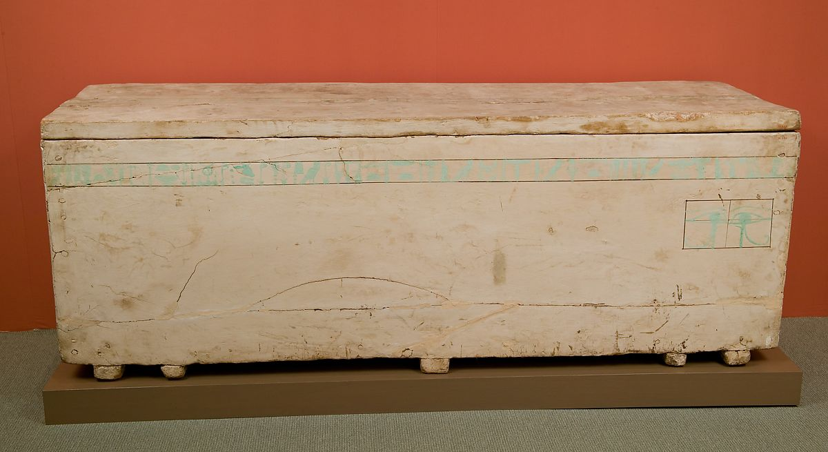 Outer coffin of the Child Myt | Middle Kingdom | The Met