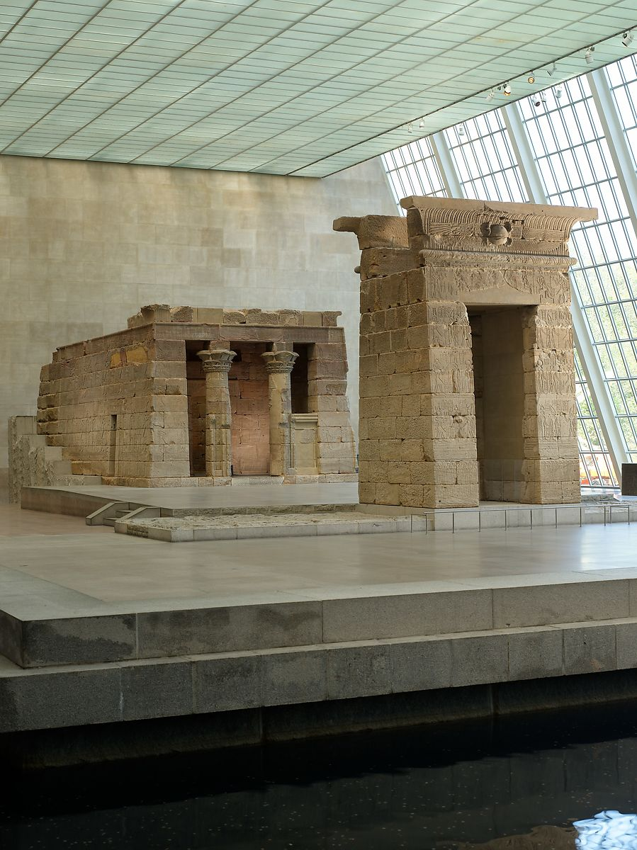 The Temple of Dendur | Roman Period | The Met