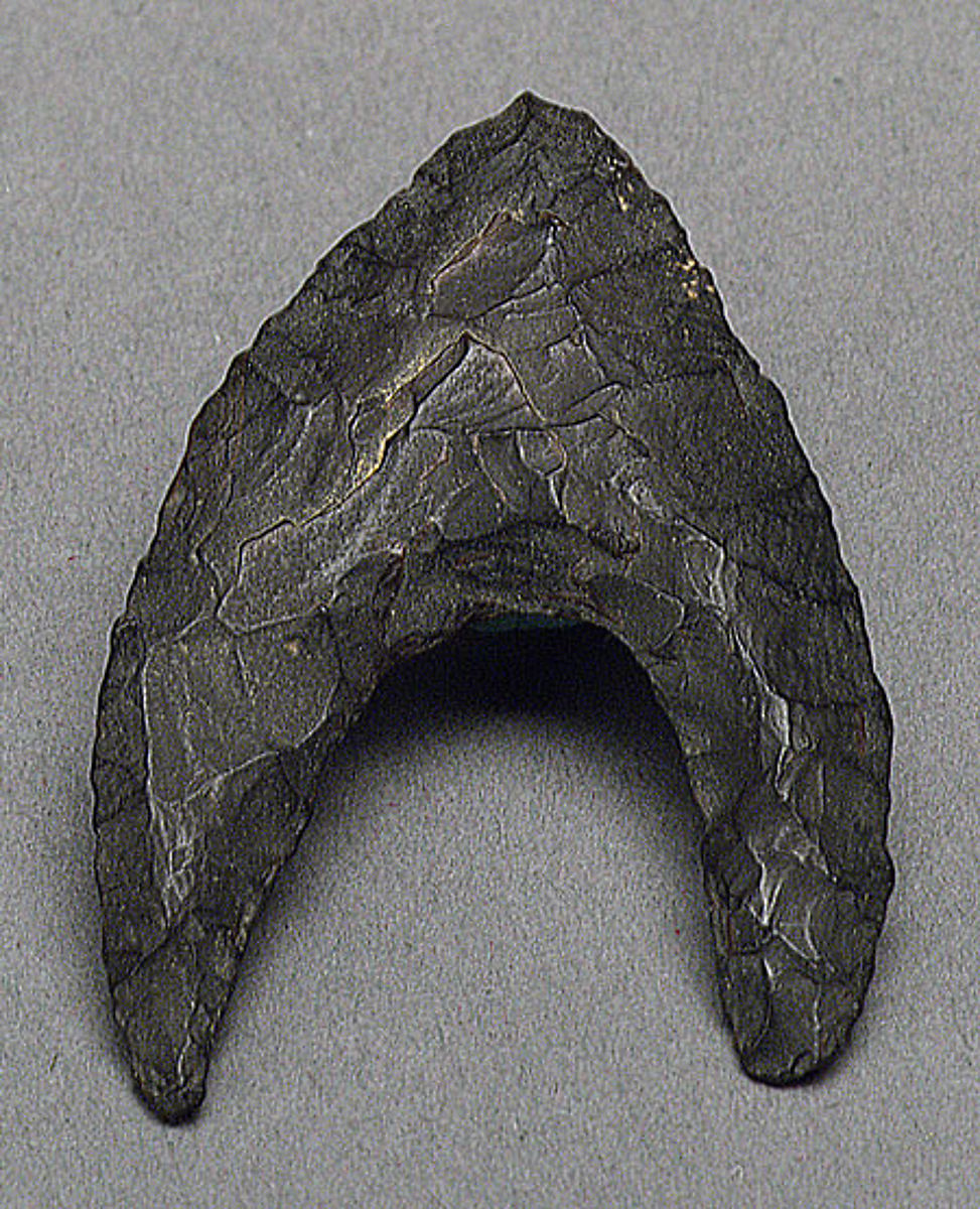 Details about  /Rare exceptional ancient Egyptian Pre Dynastic neolithic unfinished arrowhead