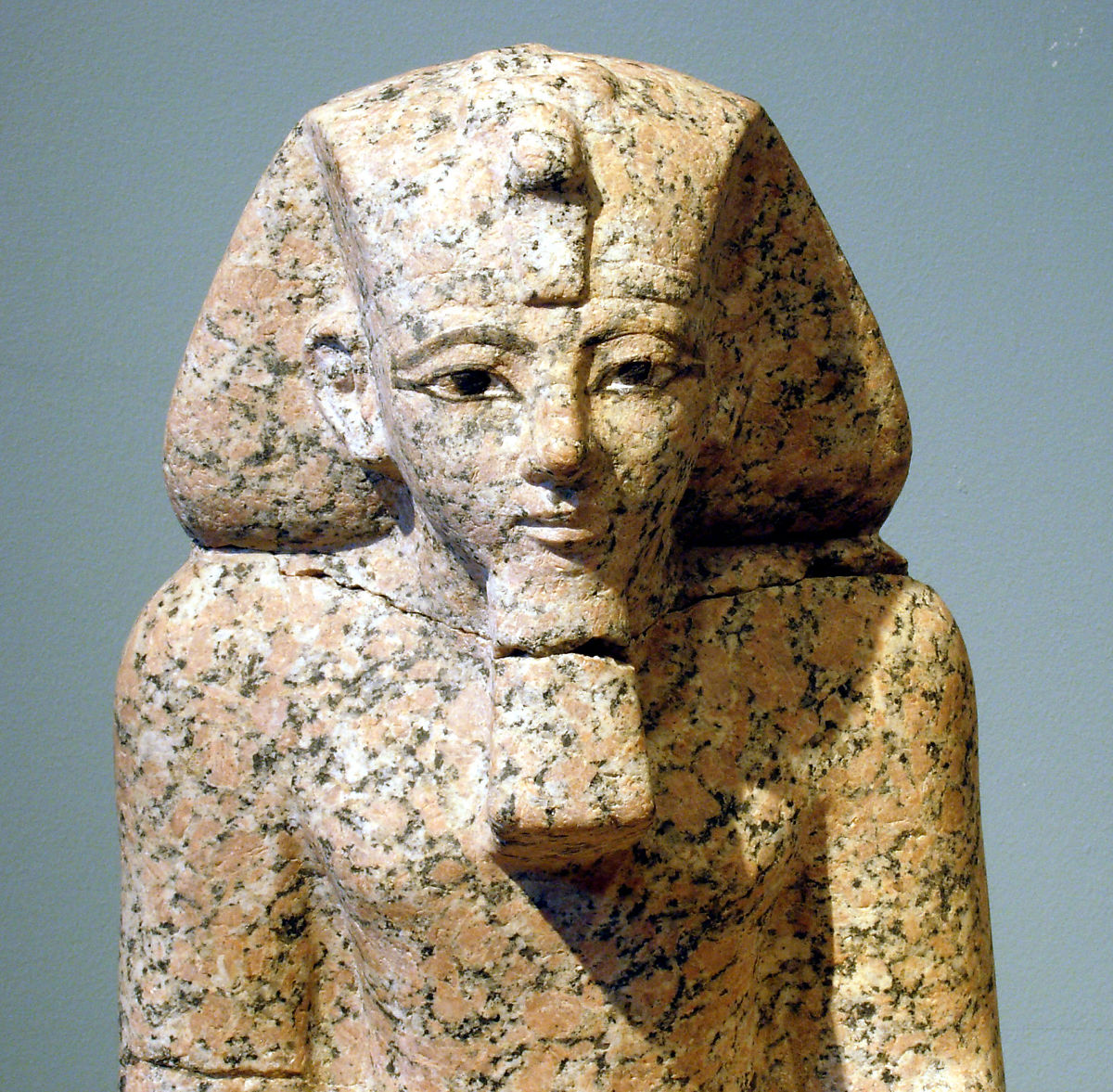 Kneeling Statue Of Hatshepsut New Kingdom The Met