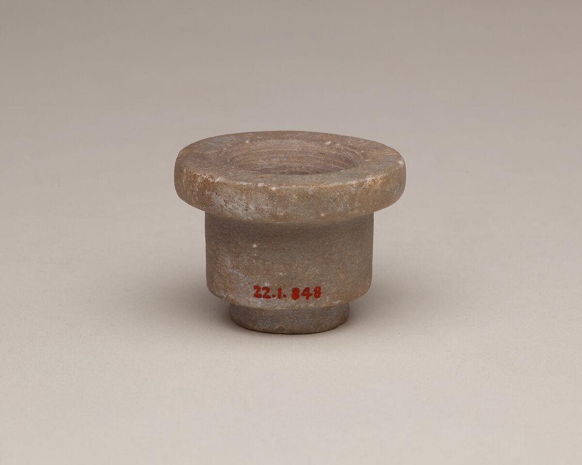 Neck of jar   Middle Kingdom   The Met