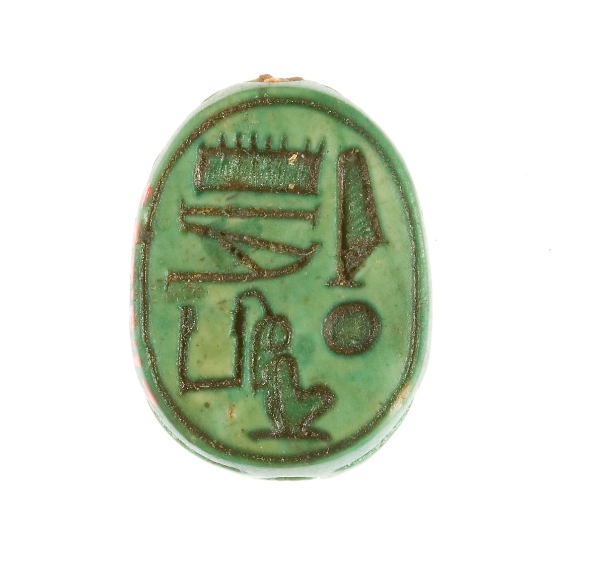 Scarab for Maatkare (Hatshepsut), Beloved of Amun | New Kingdom | The Met