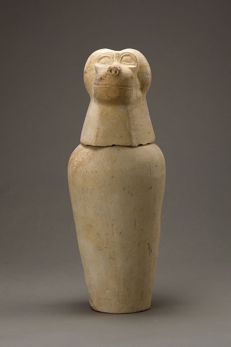 Canopic jar | Third In...