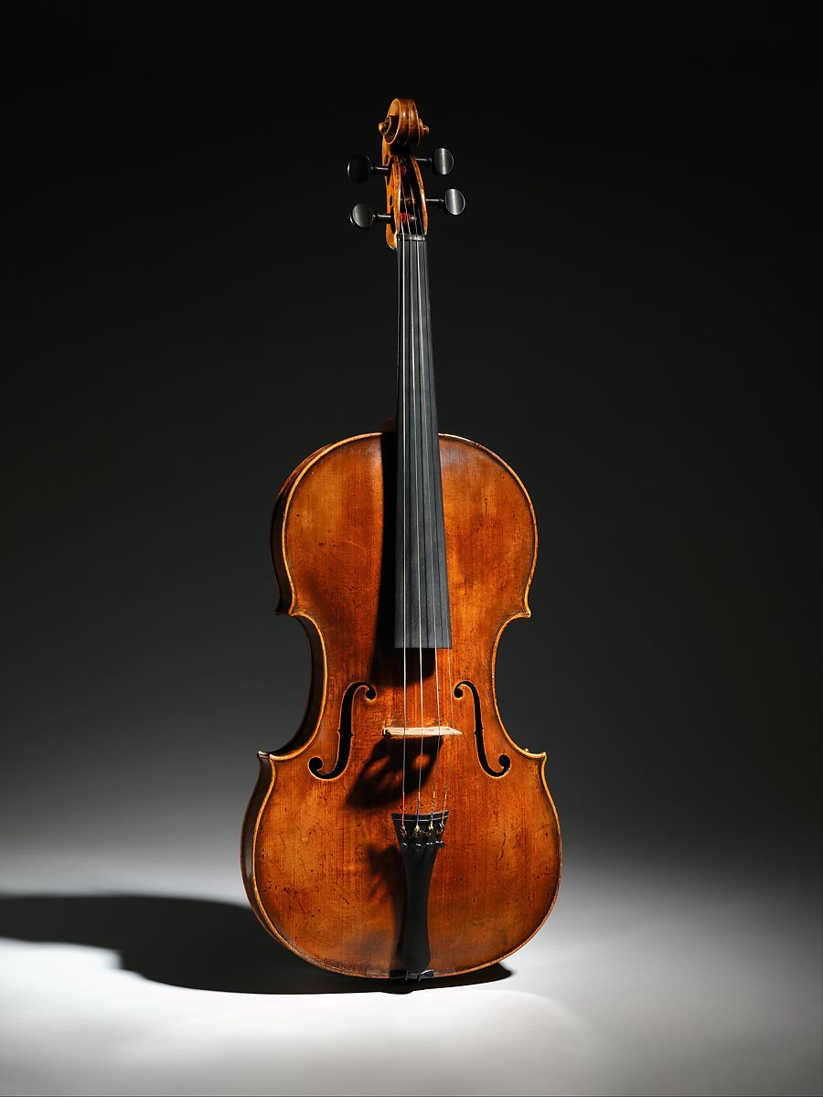 Jacob Stainer | Viola | Austrian | The Met