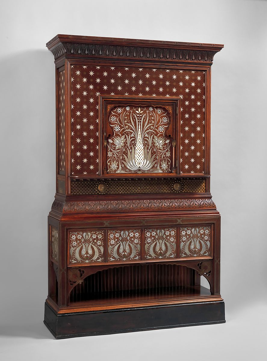 George A. Schastey Co. | Cabinet | American | The Met