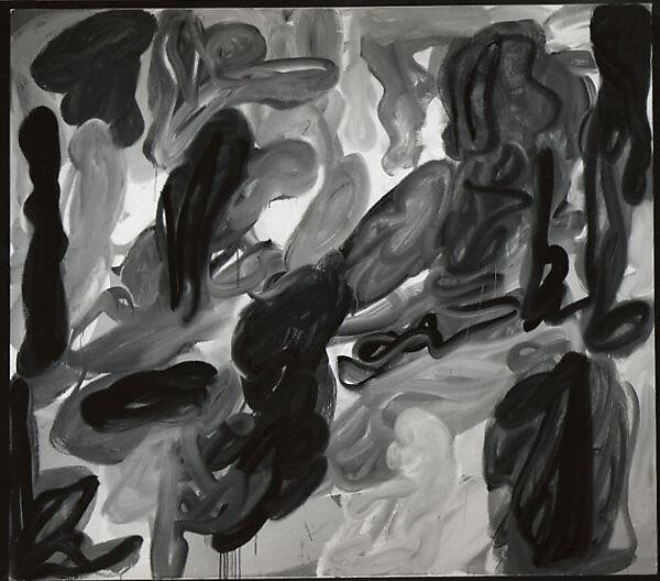 Garance, Melissa Meyer (American, born New York, 1947), Oil on canvas