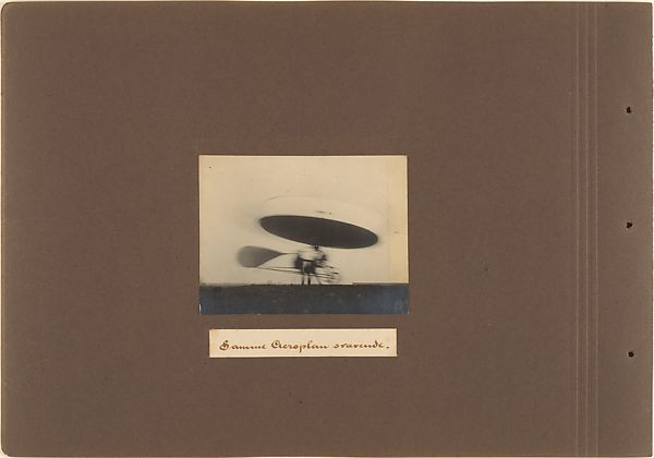 Jacob Christian Hansen Ellehammer | Samme Aeroplan svarende. | The Met