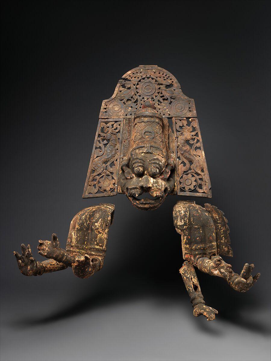 Narasimha, Vishnu's Man-Lion Avatar | Southern India, Tamil Nadu, probably Thanjavur district | The Met