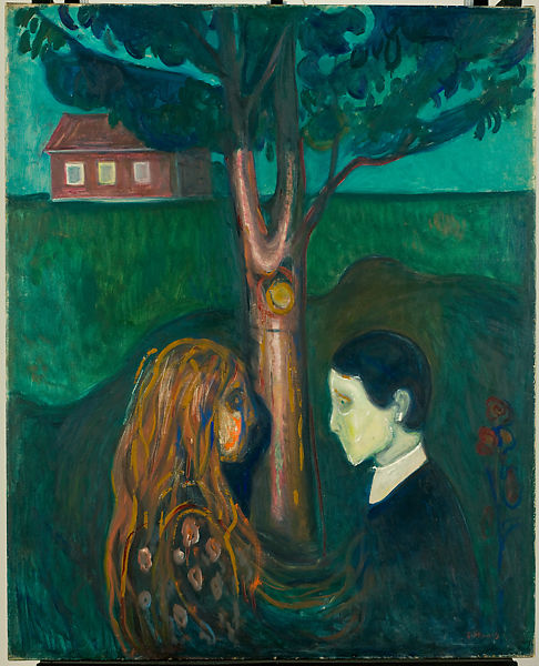 Edvard Munch | Eye in Eye | The Met