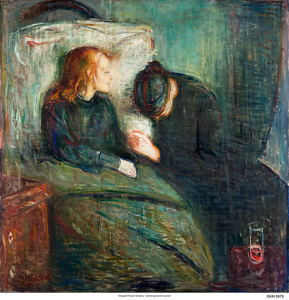 Edvard Munch | The Sick Child | The Metropolitan Museum of Art