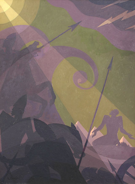 Aaron Douglas | Let My People Go | The Met