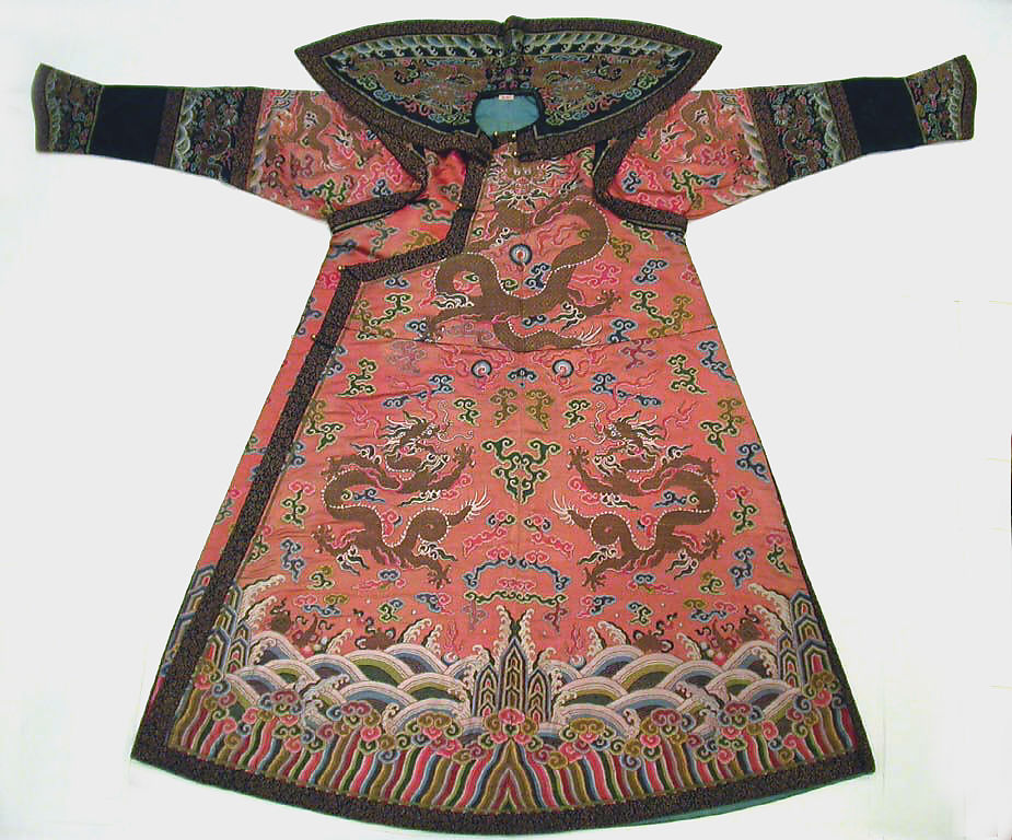 Woman's Robe of State   China   Qing dynasty (1644–1911)   The Met