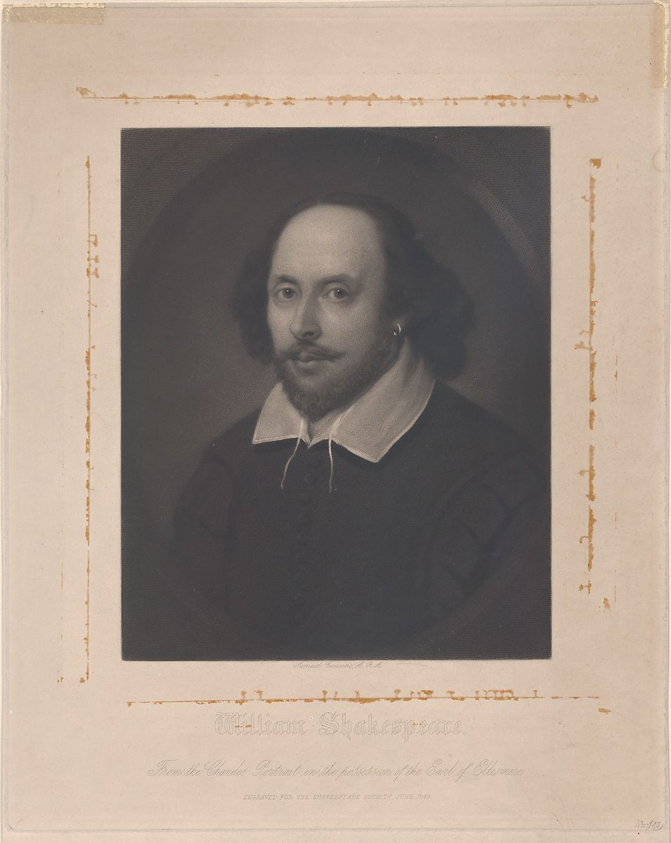 Samuel Cousins | William Shakespeare | The Met