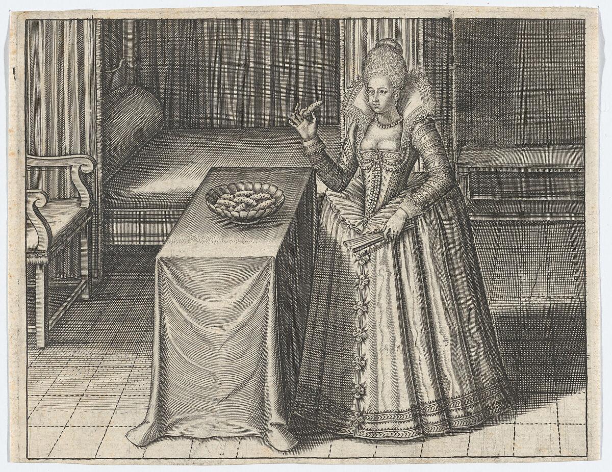 Jan van Haelbeeck | Enigmes Joyeuses pour les Bons Esprits, Plate 3 | The Metropolitan Museum of Art