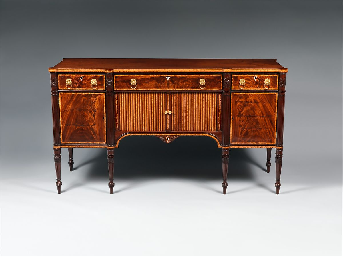 Attributed to Thomas Seymour | Sideboard Table | American | The Met
