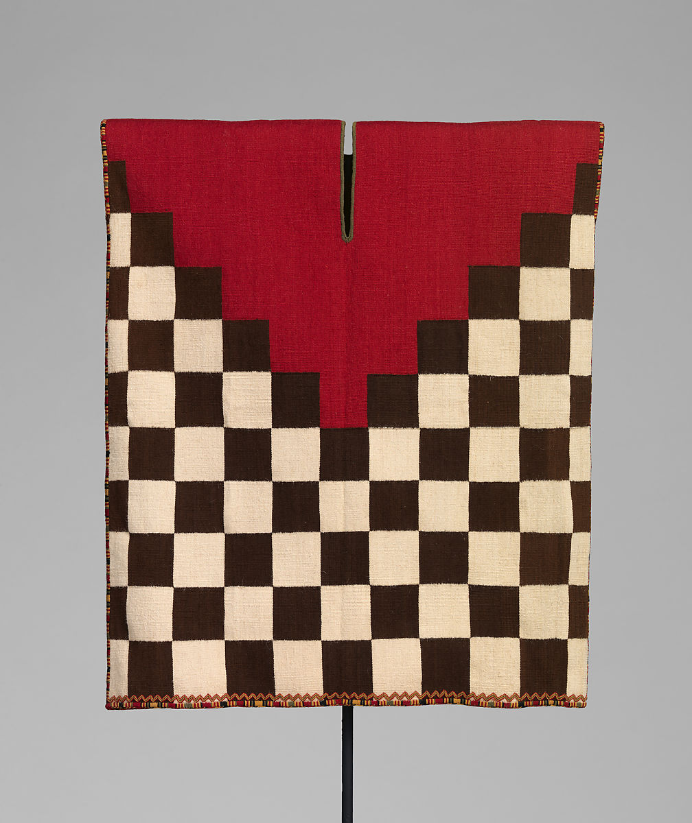 Votive Checkerboard Tunic | Inca | The Met
