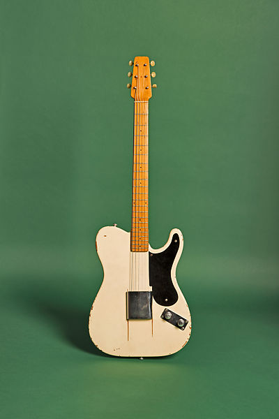 Fender | The First Fender Guitar | The Met