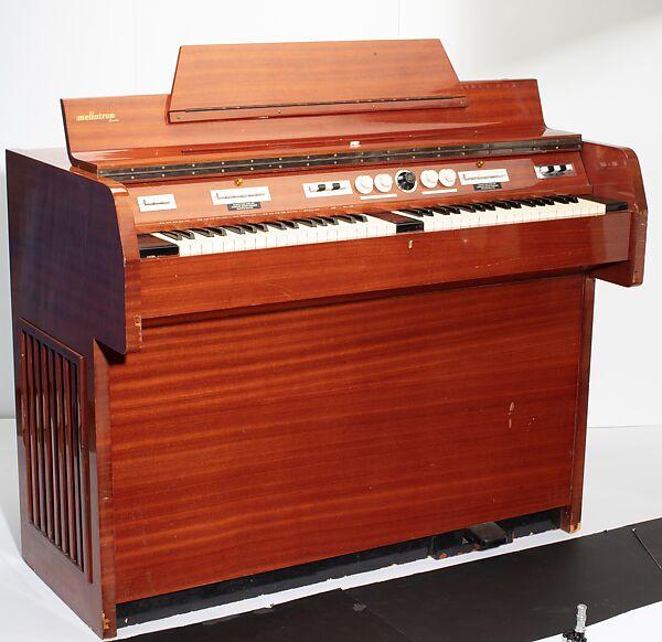 Bradmatic/Mellotronics | Mellotron MkII | The Met