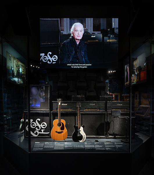 Jimmy Page | Rig | The Met