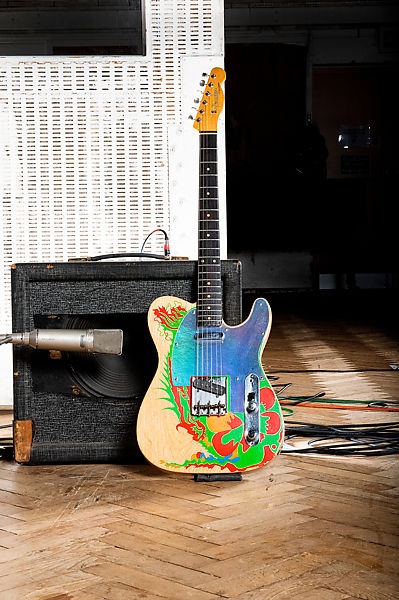 "Fender | ""Dragon"" Telecaster (serial no. 50062) 