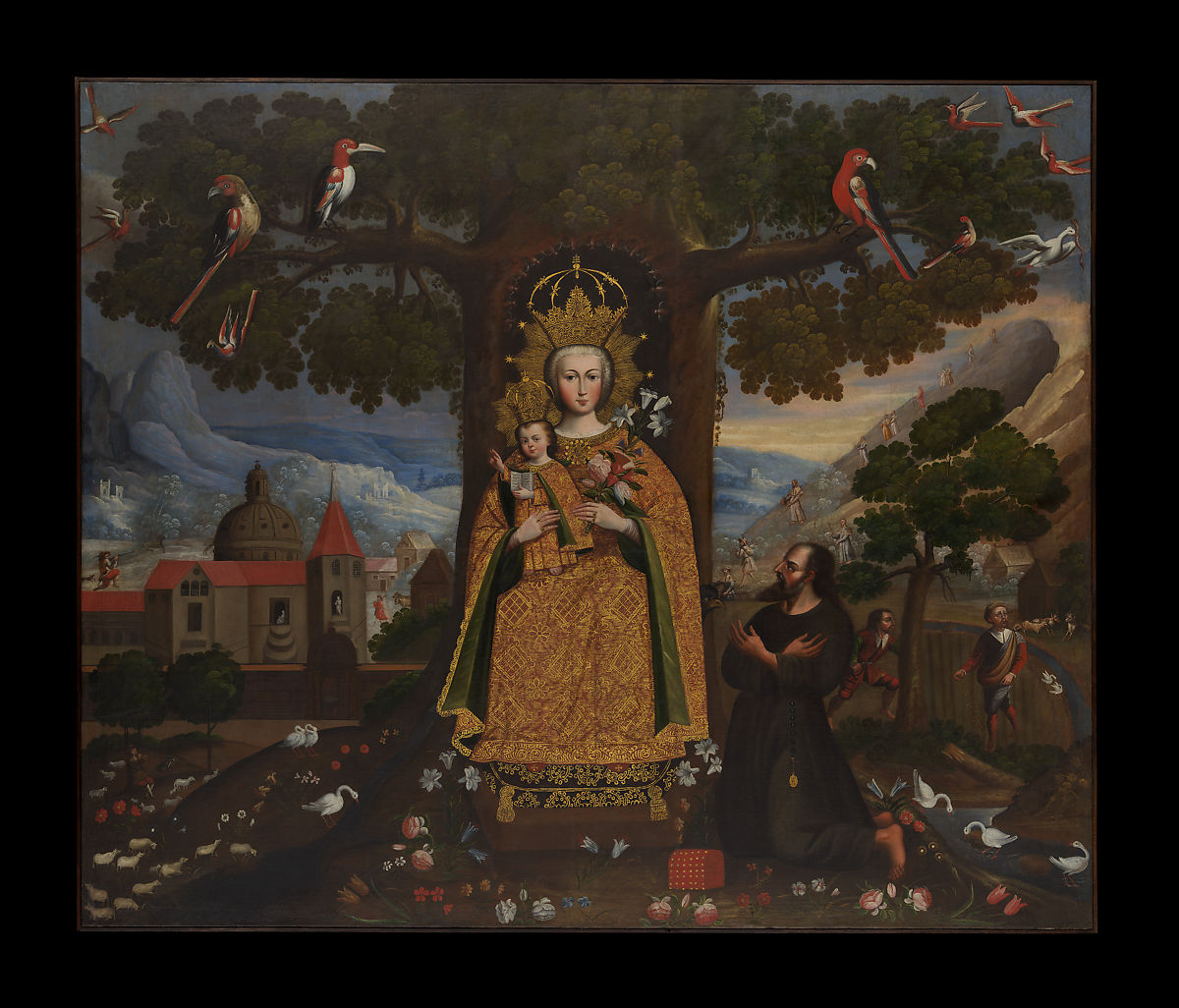 Unknown | Our Lady of Valvanera | Peruvian (Cuzco) | The Met