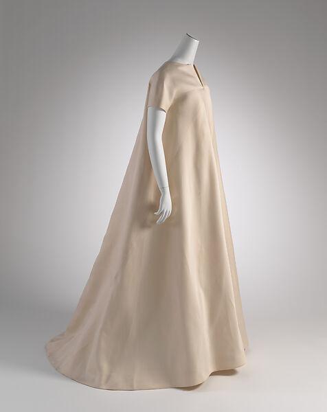 Wedding Dress House Of Balenciaga French Founded 1937 Silk