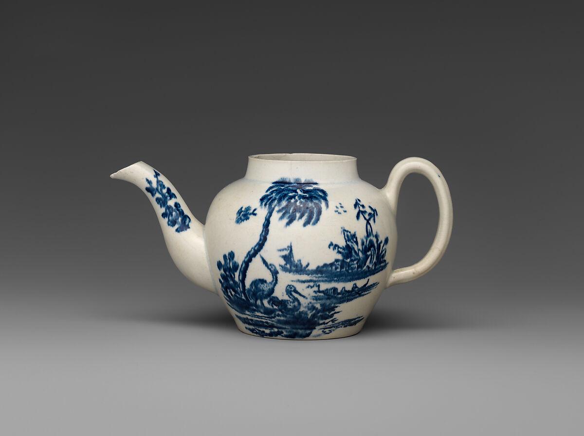 John Bartlam  Teapot  American  The Met