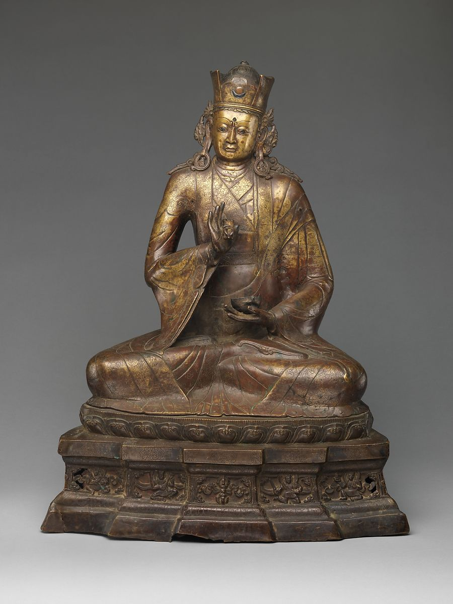 The Spiritual Master Padmasambhava | Western Tibet or Ladakh | The Met