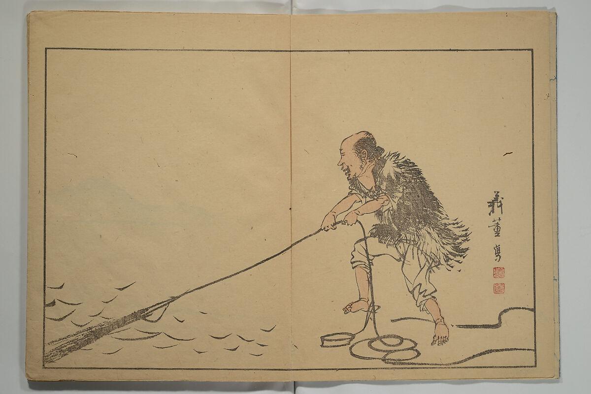 Shiba Kōkan | A Garden of Pictures by Kyoto Artists (Keijō gaen or ...