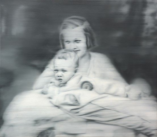 Gerhard Richter | Aunt Marianne | The Met