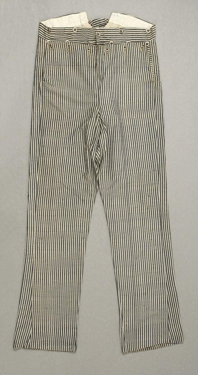 Trousers | American | The Met