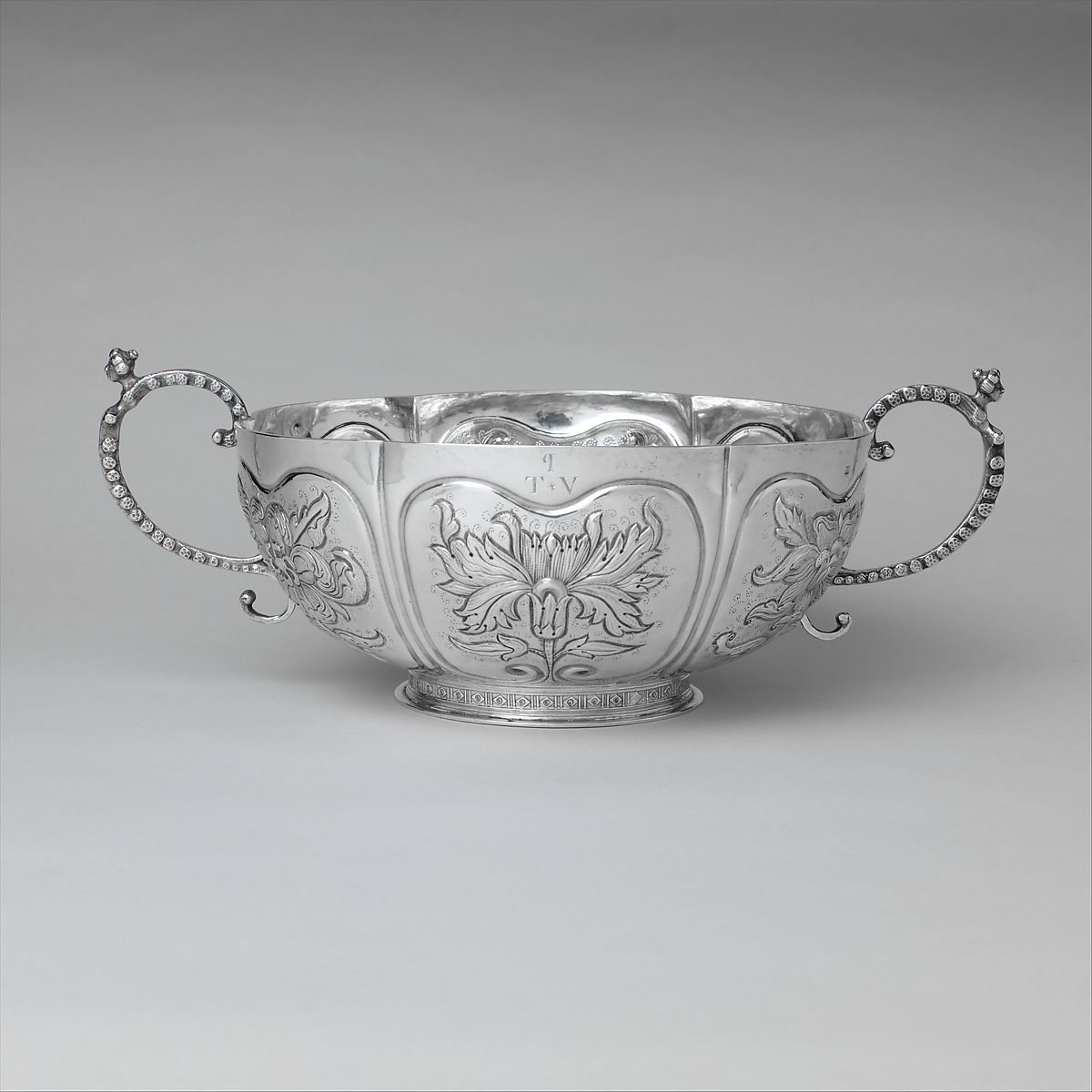 Cornelius Kierstede Two Handled Bowl American The Met