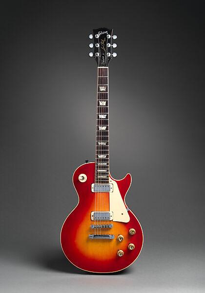 Gibson | Les Paul Deluxe (serial no. 185993) | The Met