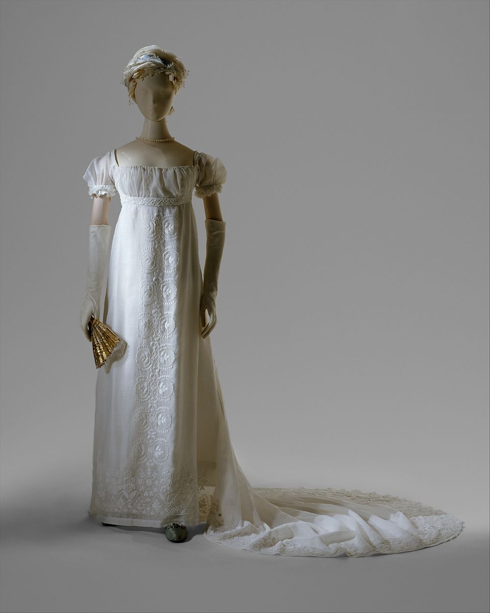 Evening dress | French | The Met