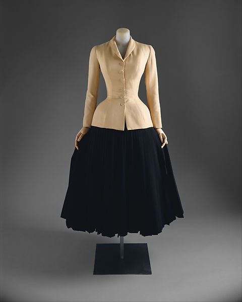Christian Dior 1905 1957 Essay The Metropolitan Museum Of Art Heilbrunn Timeline Of Art History