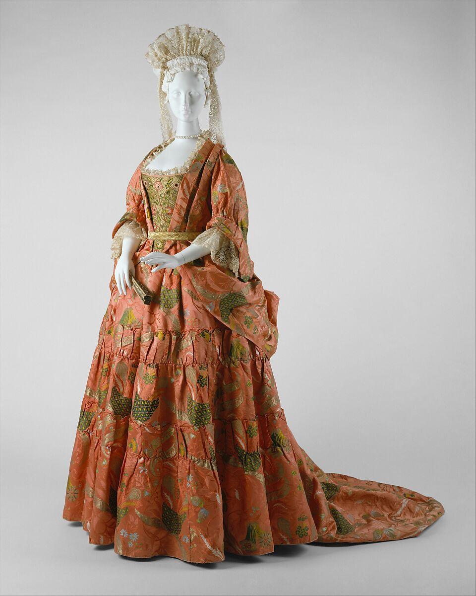 Eighteenth Century Silhouette And Support Essay The Metropolitan Museum Of Art Heilbrunn Timeline Of Art History