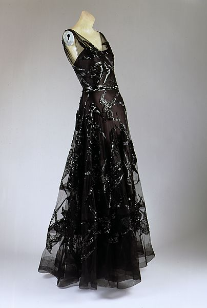Madeleine Vionnet | Evening dress | French | The Met