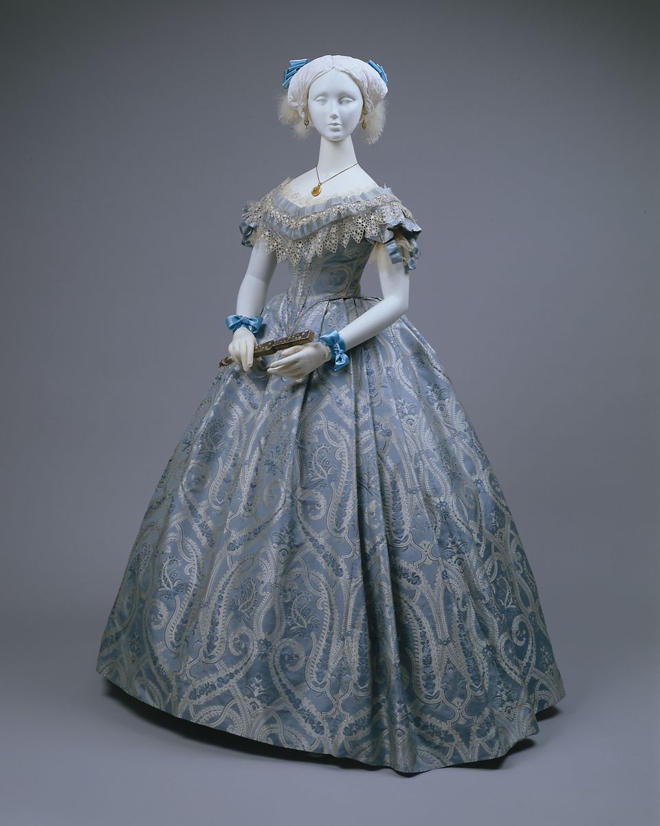 Ball gown | probably American | The Met