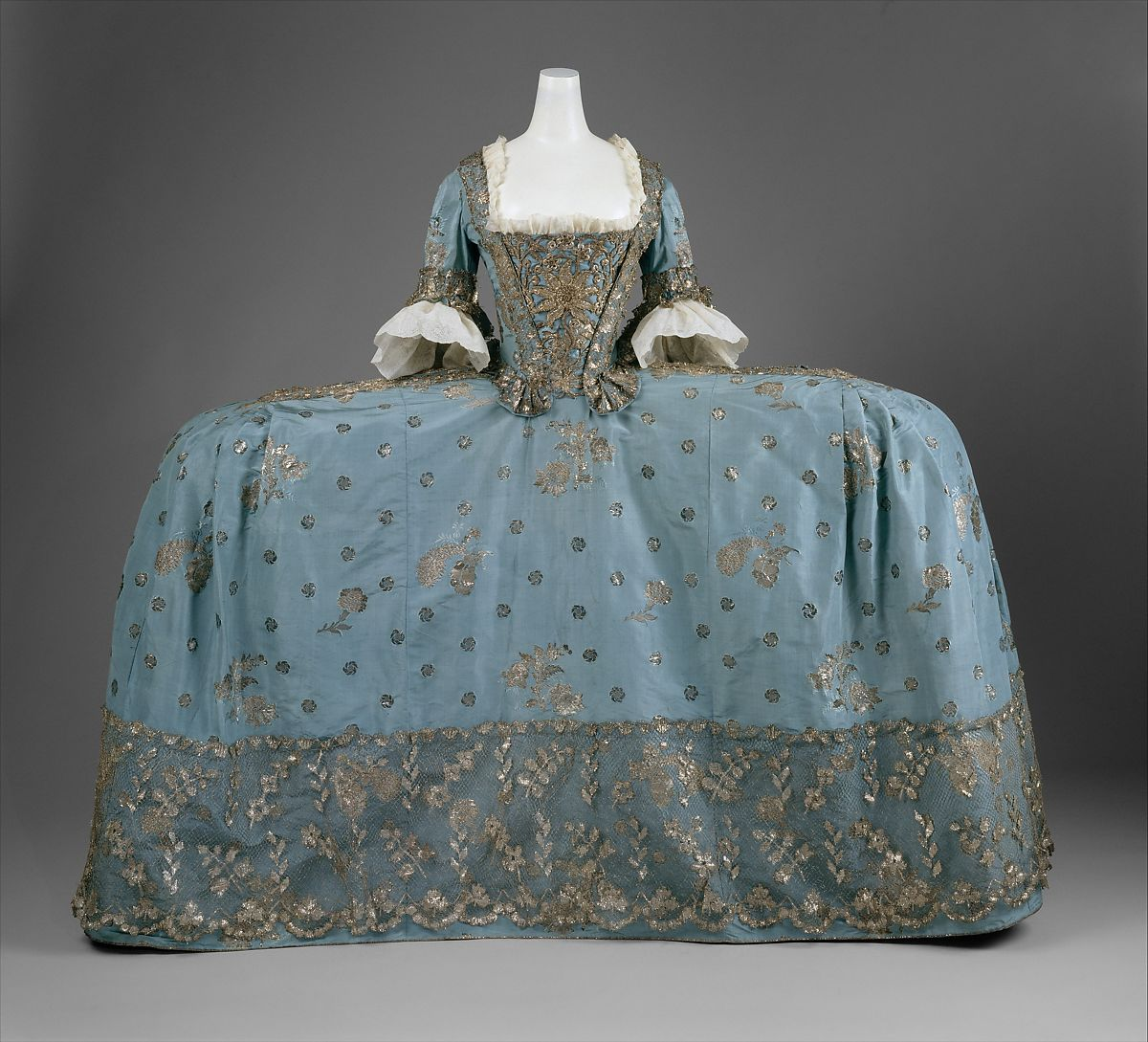 Court dress | British | The Met