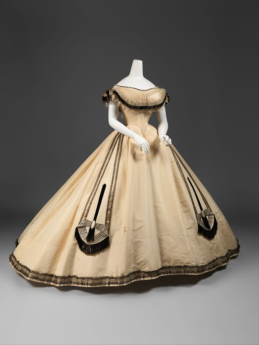 Emile Pingat | Ball gown | French | The Met