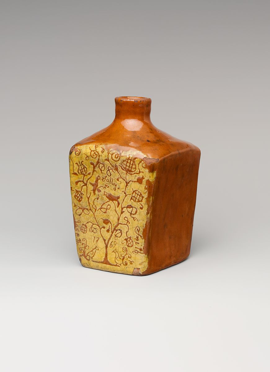 Joseph Smith | Tea Canister | American | The Met