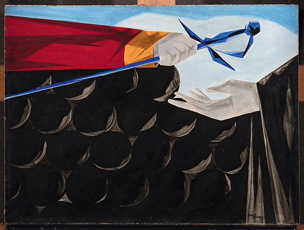 Jacob Lawrence | Victory and Defeat | The Met