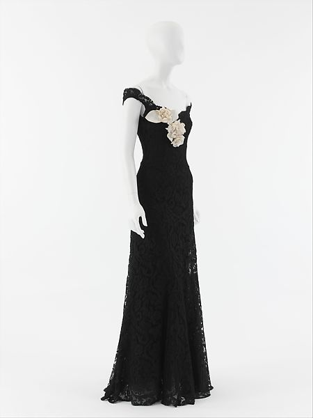 House Of Chanel Evening Dress French The Met