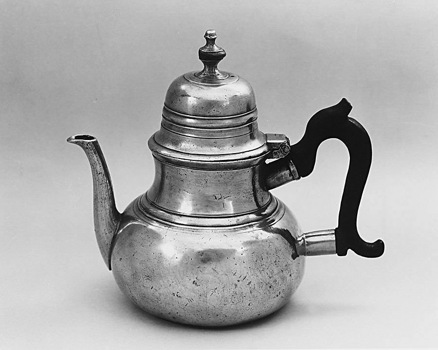 William Kirby | Teapot | American | The Met