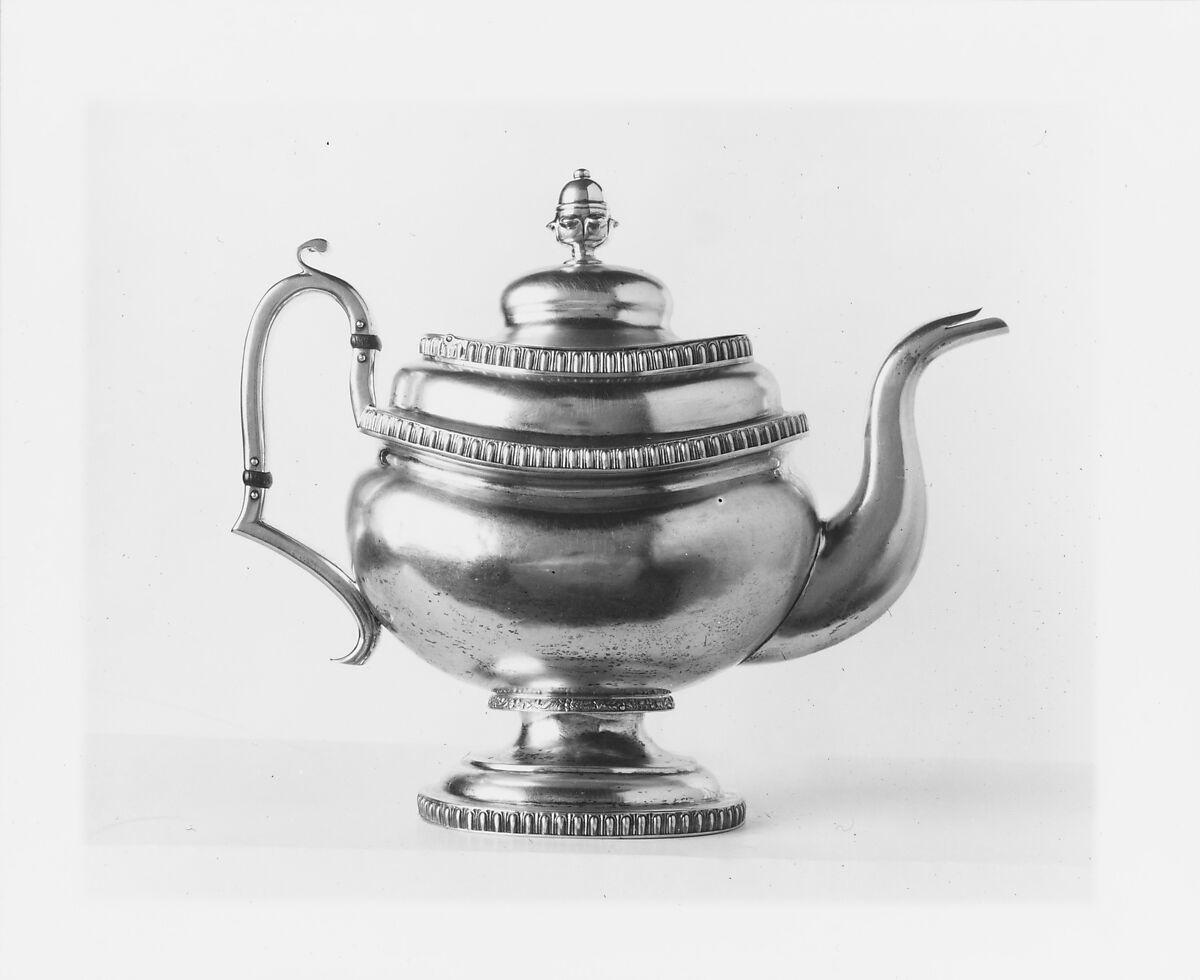 Garrett Eoff | Teapot | American | The Met