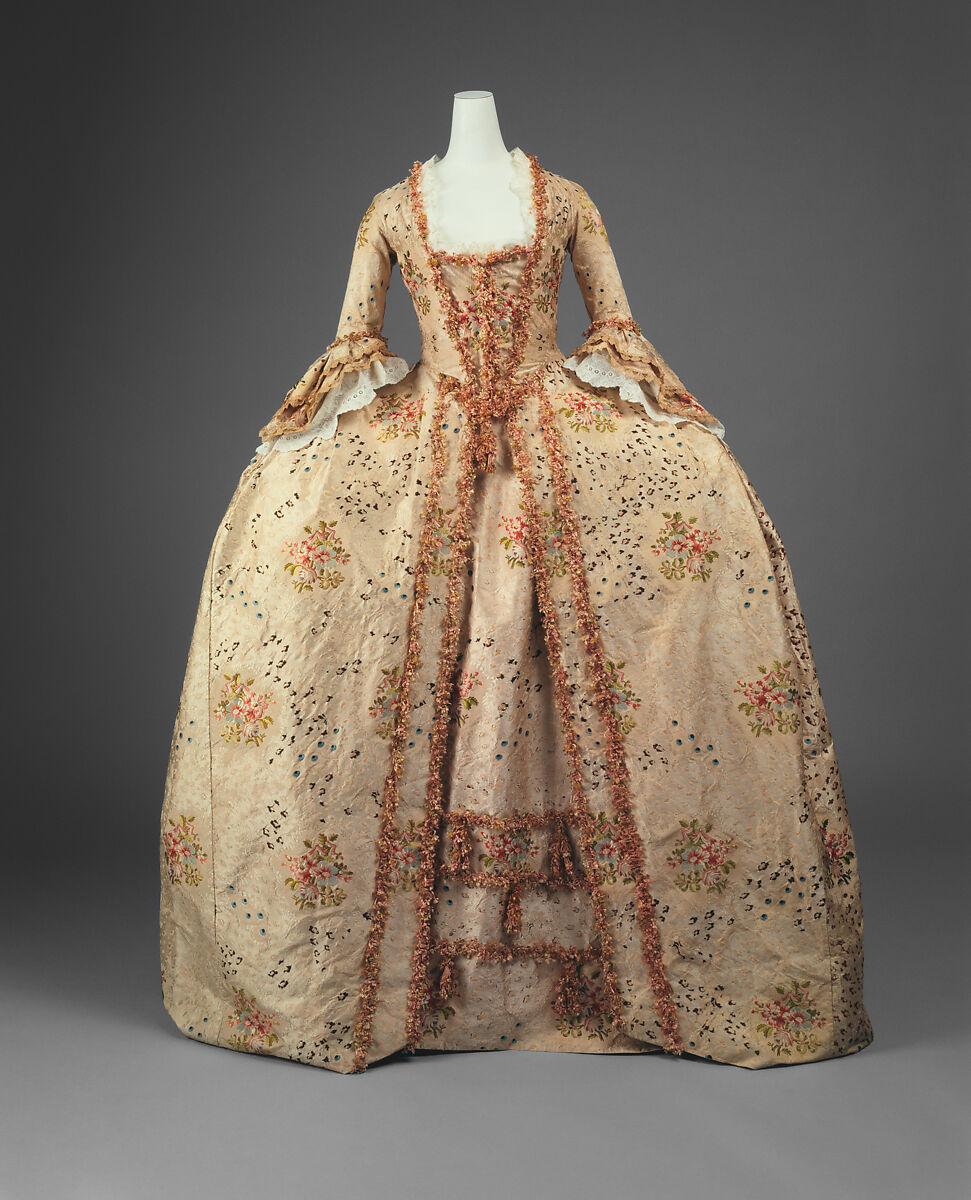Eighteenth Century European Dress Essay The Metropolitan Museum Of Art Heilbrunn Timeline Of Art History