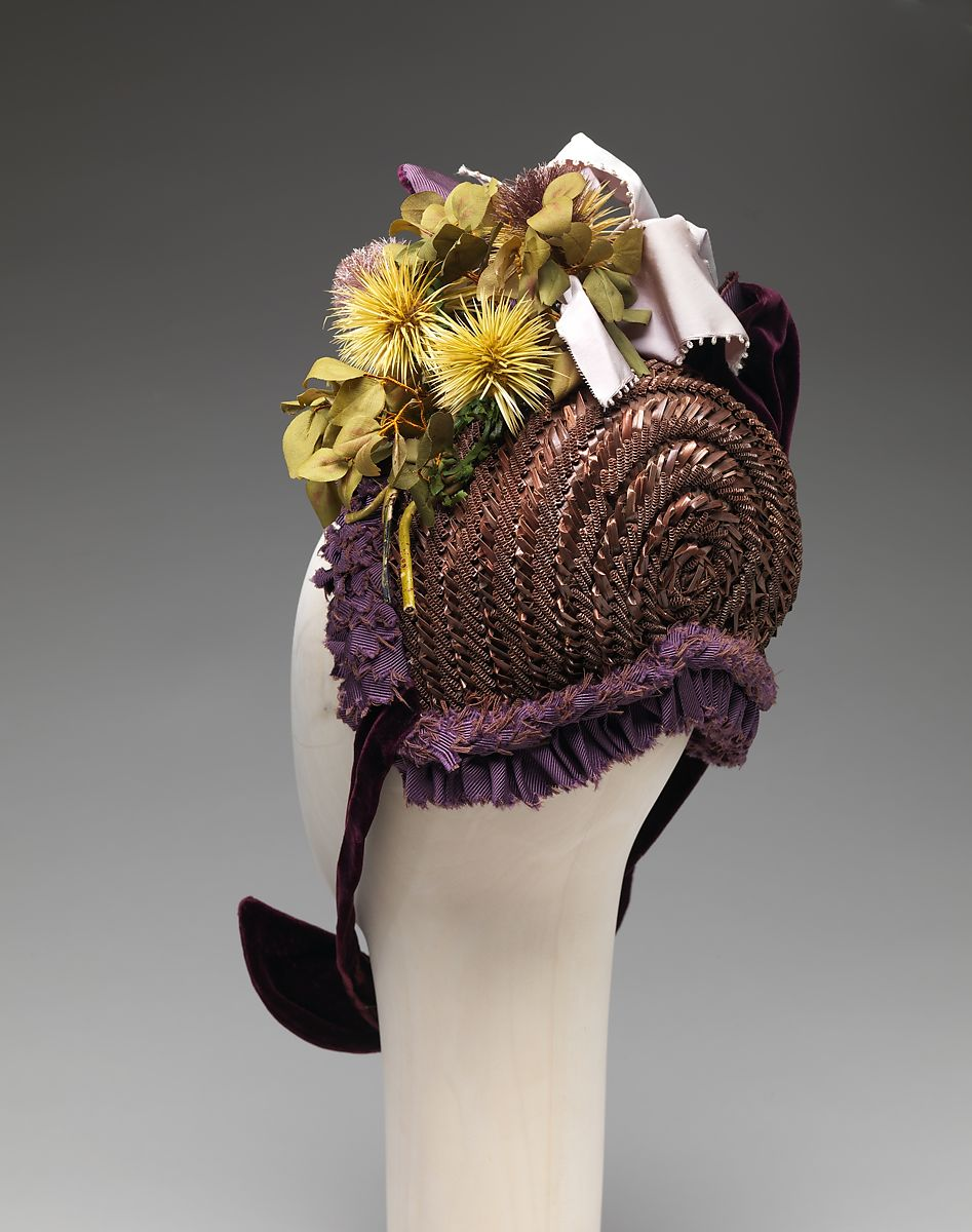 Bonnet | French | The Met