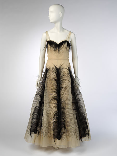 Mme. Jeanne Paquin | Evening dress | French | The Met