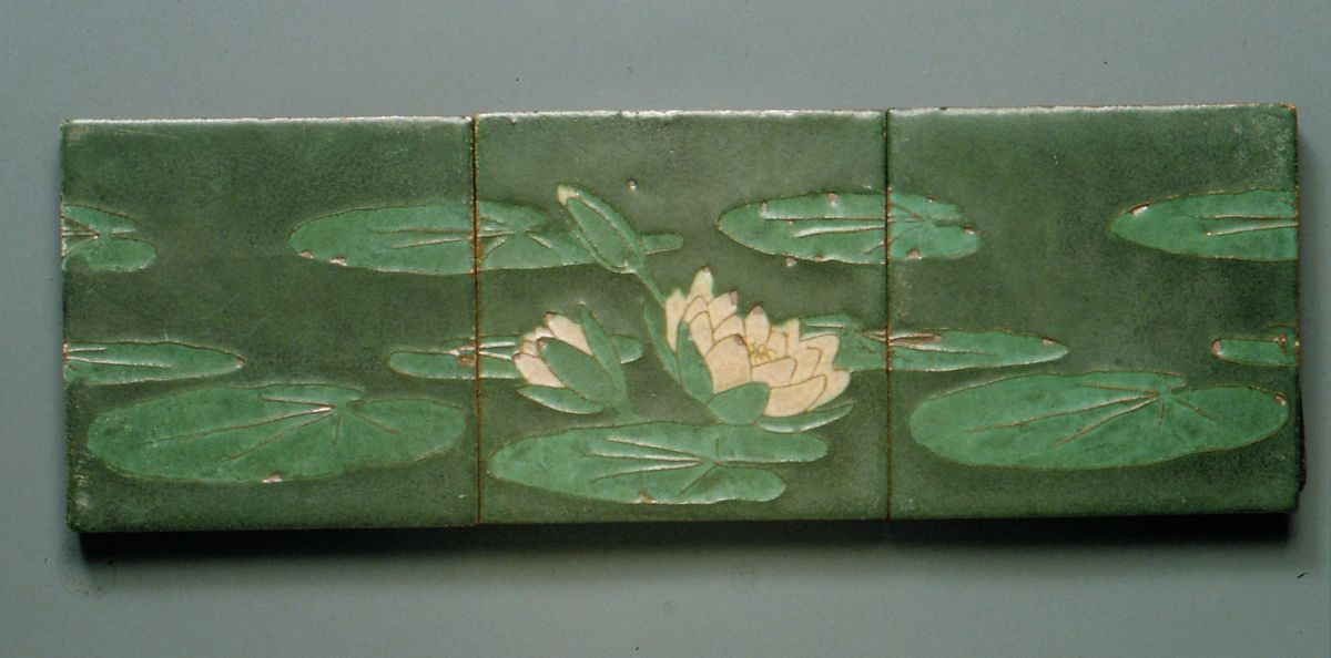 Grueby Faience Company | Tile | American | The Met